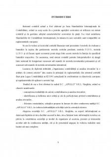 Organizarea contabilității și analiza stocurilor la o entitate de comerț exterior - Pagina 3