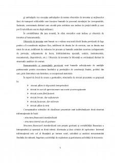 Organizarea contabilității și analiza stocurilor la o entitate de comerț exterior - Pagina 5