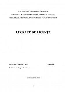 Personajul basmului romanesc, valori instructiv- educative ale textului - Pagina 1