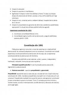Constituțiile romanești - Pagina 2