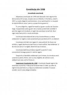 Constituțiile romanești - Pagina 4