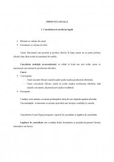 Medicină legală - Pagina 1