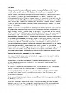 Comunicare și relații publice în afaceri - Analiza tranzacțională - Pagina 3