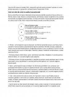 Comunicare și relații publice în afaceri - Analiza tranzacțională - Pagina 4