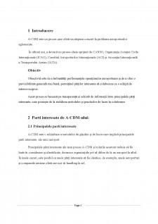 Proiect TIC - A-CDM - Pagina 3