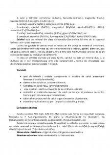 Calcitul - Pagina 2