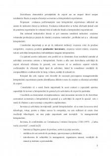 Perfecționarea activității de export a întreprinderilor din Republica Moldova prin prisma procesului inovațional - Pagina 2