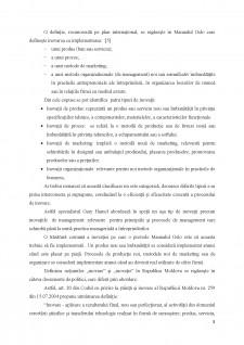 Perfecționarea activității de export a întreprinderilor din Republica Moldova prin prisma procesului inovațional - Pagina 3