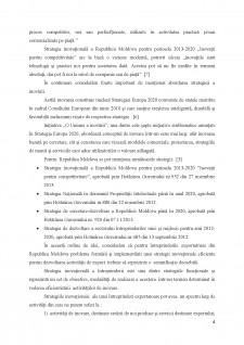 Perfecționarea activității de export a întreprinderilor din Republica Moldova prin prisma procesului inovațional - Pagina 4