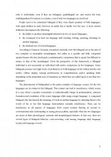 Sociolinguistics - bilingualism and bilinguals - Pagina 3