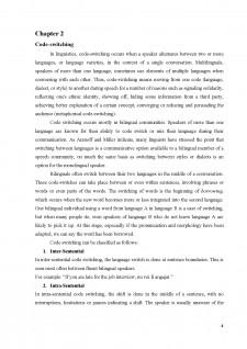 Sociolinguistics - bilingualism and bilinguals - Pagina 4