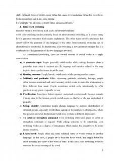 Sociolinguistics - bilingualism and bilinguals - Pagina 5