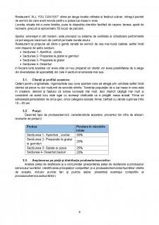 Plan de afaceri - Pagina 4