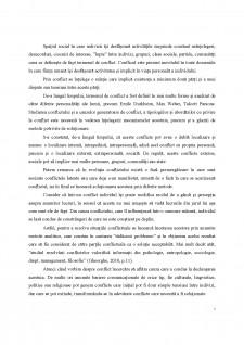 Soluționarea disputelor în managementul conflictelor din spațiul social - Pagina 2