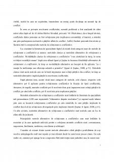 Soluționarea disputelor în managementul conflictelor din spațiul social - Pagina 3