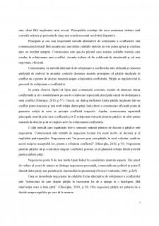 Soluționarea disputelor în managementul conflictelor din spațiul social - Pagina 4