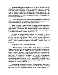 Stilul de Negociere Japonez - Pagina 1