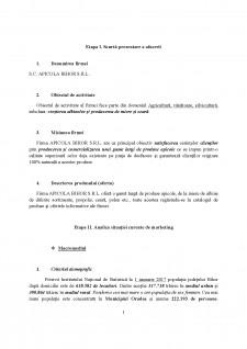 Managementul marketingului la nivelul firmei Apicola Bihor SRL - Pagina 2