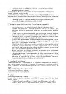 Contractul de concesiune - Pagina 2