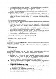 Contractul de concesiune - Pagina 3