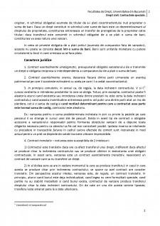 Drept civil - Contractele speciale - Pagina 2