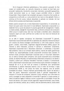 Importanța diplomației corporative în dezvoltarea afacerilor - Pagina 2