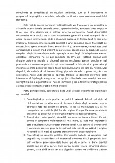Importanța diplomației corporative în dezvoltarea afacerilor - Pagina 5