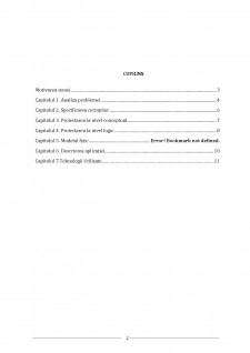 Gestiunea unui Service-Auto - Pagina 2