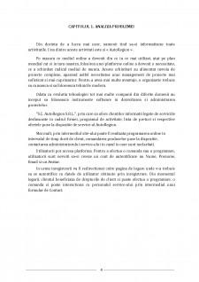Gestiunea unui Service-Auto - Pagina 4
