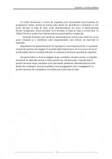 Gestiunea unui Service-Auto - Pagina 5