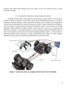 Dezvoltarea unui sistem hibrid pentru autovehiculele cu motor termic - Pagina 5