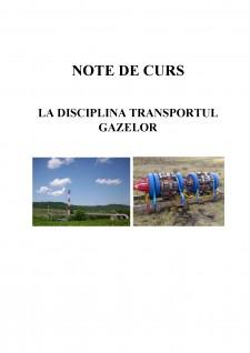 Transportul Gâzelor - Pagina 1