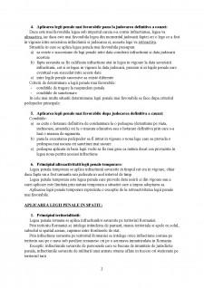 Drept penal - partea generală I - Pagina 2