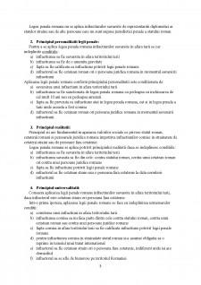 Drept penal - partea generală I - Pagina 3