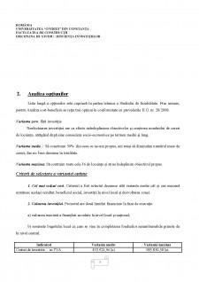 Analiză cost - beneficiu - Pagina 5