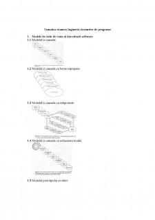 Tematica examen Ingineria sistemelor de programe 2017 - Pagina 1
