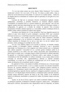 Eminescu și literatura populară - Pagina 3