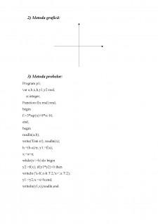 Izolarea rădăcinilor ecuațiilor algebrice și transcendente - Pagina 3