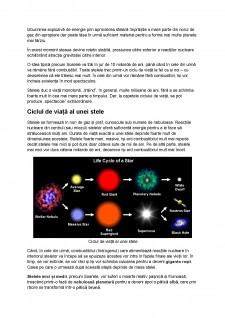 Stelele - origini, clasificare, evoluție - Pagina 4