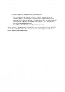 Prezentarea formelor de organizare a lecției de educație fizică și sport - Pagina 3