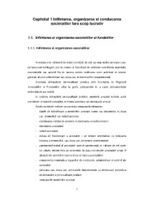 Contabilitatea Societatilor fara Scop Lucrativ - Pagina 2