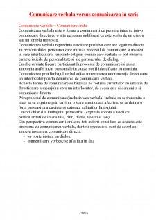 Comunicare - Obiective si functii - Pagina 5