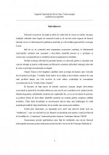 Impactul șantierului naval Aker Tulcea asupra mediului înconjurător - Pagina 1