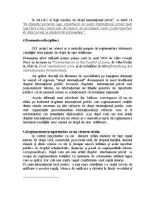 Drept Internațional Privat - Pagina 2