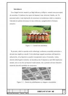 Raport practică sisteme de securitate - Pagina 1