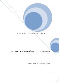Metodica predării fotbalului - Pagina 1