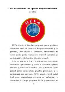 Metodica predării fotbalului - Pagina 2