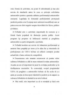 Metodica predării fotbalului - Pagina 4