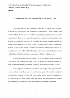 A glance into the many sides of Marilyn Monroe's Life - Pagina 1
