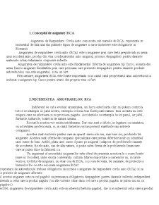 Asigurari RCA - Pagina 1